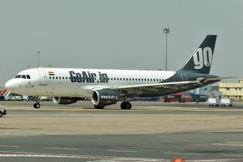 VT-GOI - Go Air Airbus A320