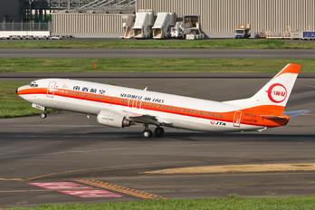 JA8999 - JAL - Japan Transocean Air Boeing 737-400