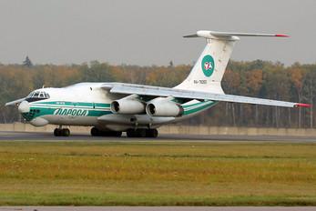 RA-76360 - Alrosa Ilyushin Il-76 (all models)