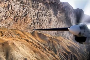 PH-LMT - Denim Air Fokker 50