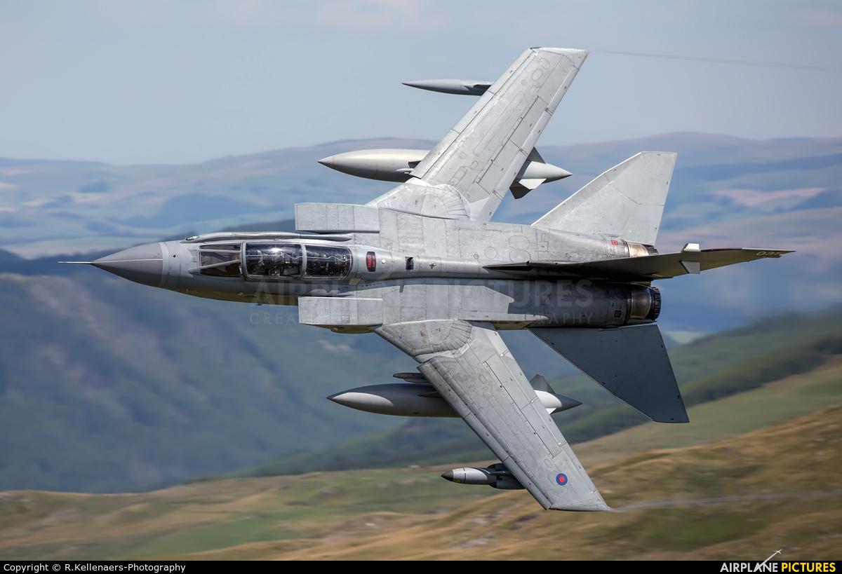 Royal Air Force ZA542 aircraft at