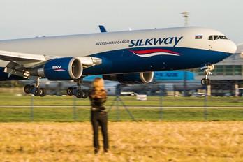 4K-SW808 - Silk Way Airlines Boeing 767-300F