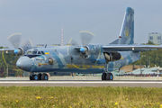 05 - Ukraine - Air Force Antonov An-26 (all models) aircraft