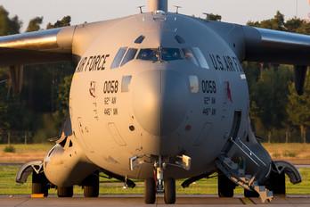 99-0058 - USA - Air Force Boeing C-17A Globemaster III