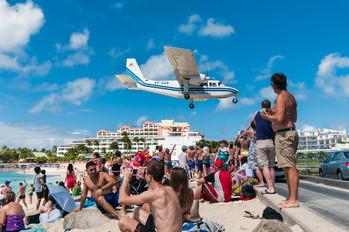 VP-AAA - Trans Anguilla Airways Britten-Norman BN-2 Islander