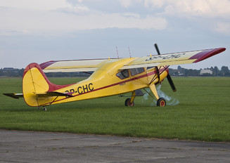 SP-CHC - Private PZL 101 Gawron