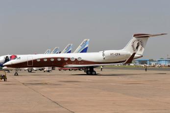 VT-CPA - Poonawalla Aviation Gulfstream Aerospace G-V, G-V-SP, G500, G550