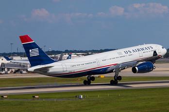 N291AY - US Airways Airbus A330-200