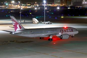 A7-BCH - Qatar Airways Boeing 787-8 Dreamliner