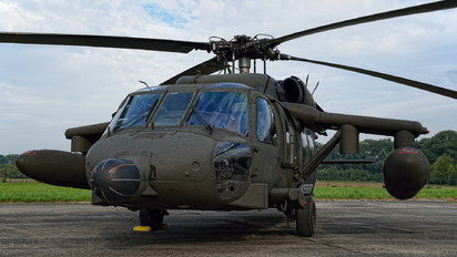 6M-BG - Austria - Air Force Sikorsky S-70A Black Hawk