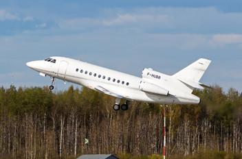F-HUBB - Private Dassault Falcon 900 series