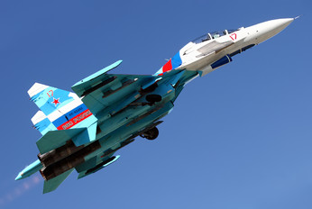 "17 - Russia - Air Force ""Falcons of Russia"" Sukhoi Su-27UB"