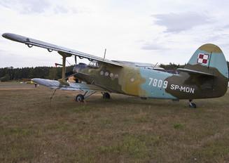 SP-MON - Private PZL Mielec An-2