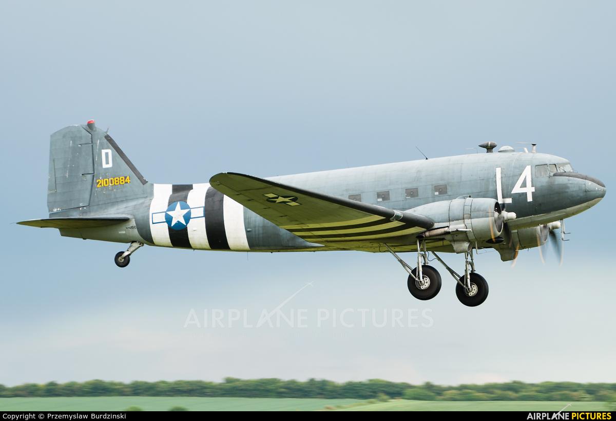 Aces High N147DC aircraft at Duxford