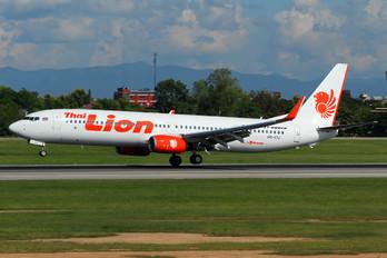 HS-LTJ - Thai Lion Air Boeing 737-900ER