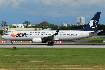 B-5542 - Shandong Airlines  Boeing 737-800