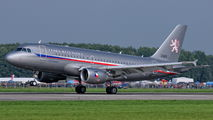 3085 - Czech - Air Force Airbus A319 CJ aircraft