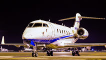 N866TM - Private Bombardier BD-100 Challenger 300 series aircraft