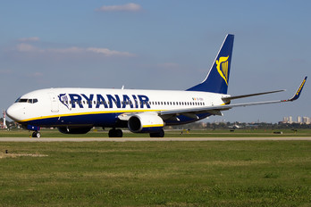 EI-ENI - Ryanair Boeing 737-800