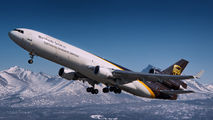 N276UP - UPS - United Parcel Service McDonnell Douglas MD-11F aircraft
