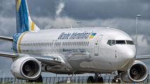 UR-PSE - Ukraine International Airlines Boeing 737-800 aircraft