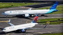 N191DN - Delta Air Lines Boeing 767-300ER aircraft