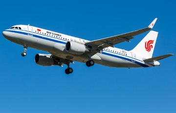 F-WWDN - Air China Airbus A320
