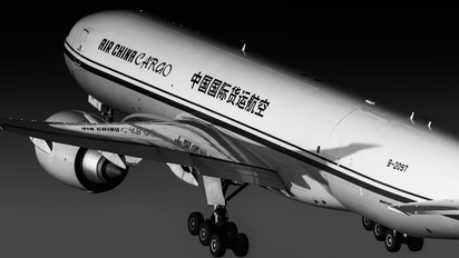 B-2097 - Air China Cargo Boeing 777F