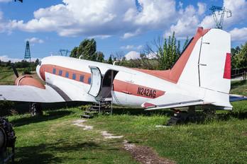 N242AG - Private Douglas C-47A Skytrain