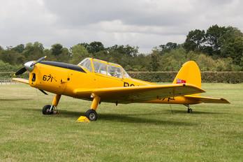 G-BNZC - The Shuttleworth Collection de Havilland Canada DHC-1 Chipmunk