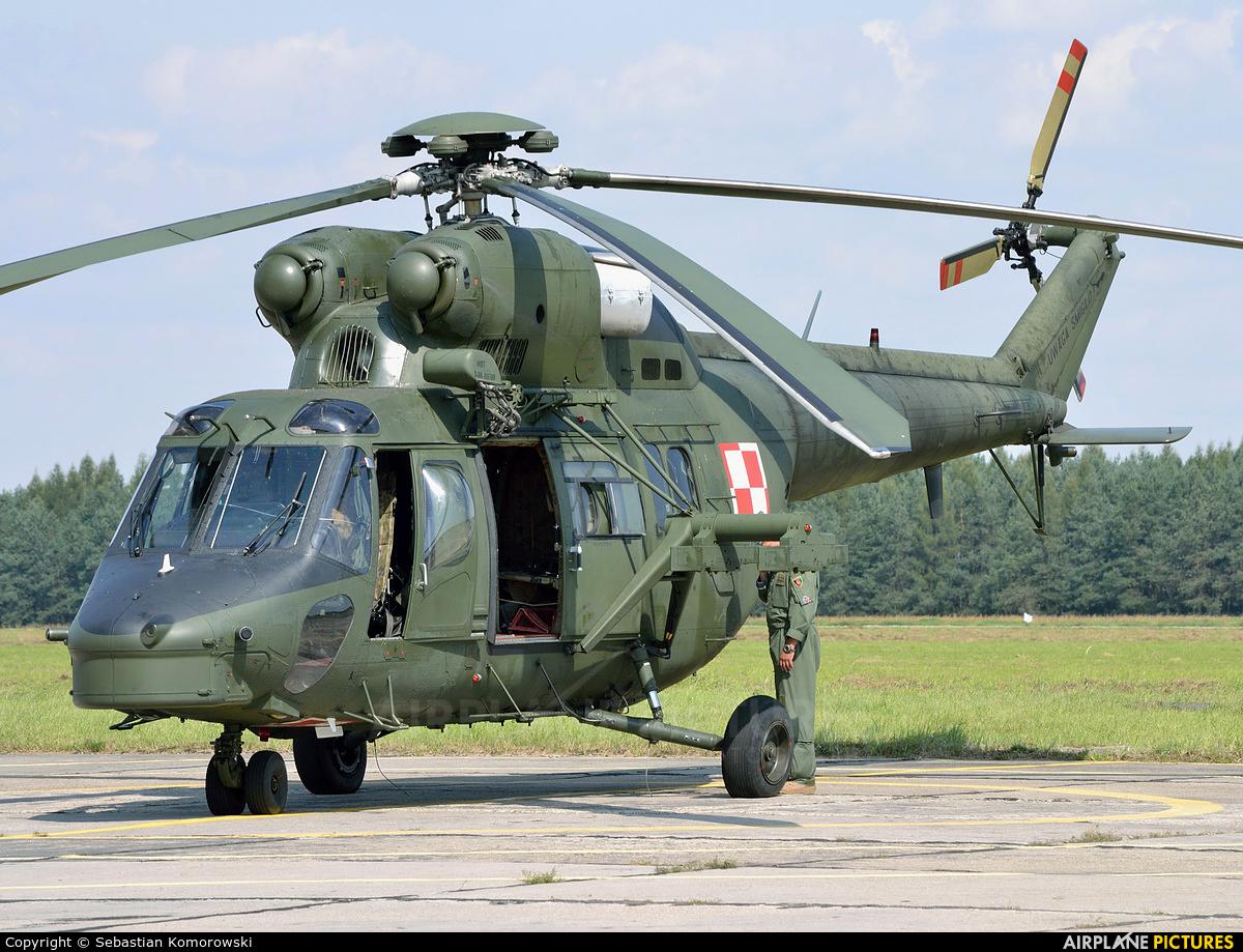 Poland - Army 0904 aircraft at Tomaszów Mazowiecki
