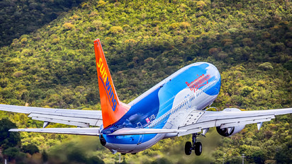 C-FTZD - Sunwing Airlines Boeing 737-800