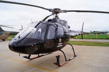 PP-EIE - Brazil - Police Helibras HB-350B Esquilo
