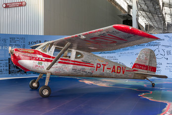 PT-ADV - Private Cessna 140