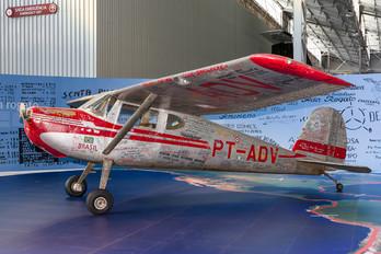 PT-ADV - Private Cessna 140