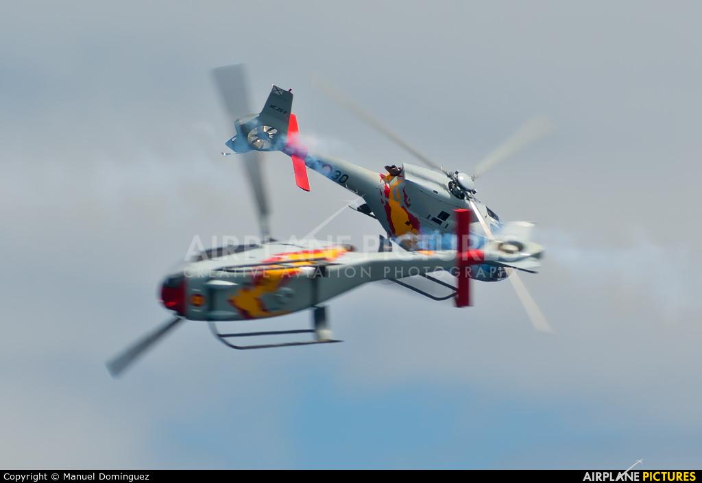Spain - Air Force: Patrulla ASPA HE.25-11 aircraft at Off Airport - Spain