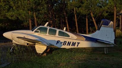 F-BNMT - Private Beechcraft D95A Travel Air