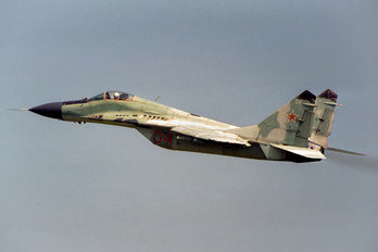 04 - Russia - Air Force Mikoyan-Gurevich MiG-29A