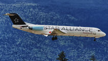 OE-LVG - Austrian Airlines/Arrows/Tyrolean Fokker 100 aircraft