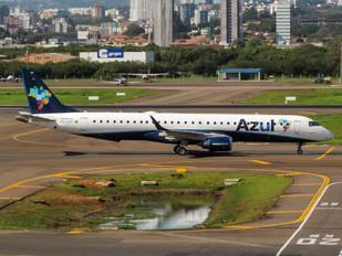 PR-AXP - Azul Linhas Aéreas Embraer ERJ-195 (190-200)