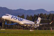 S5-AAU - Adria Airways Canadair CL-600 CRJ-900 aircraft