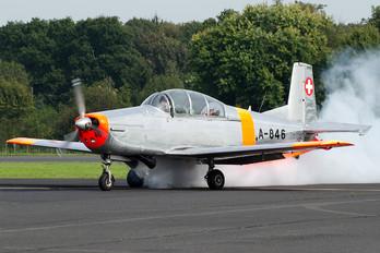 HB-RBU - Private Pilatus P-3