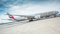 A6-EGU - Emirates Airlines Boeing 777-300ER aircraft