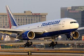 EI-UNW - Transaero Airlines Boeing 777-200ER