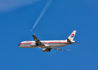 B-6927 - China Eastern Airlines Airbus A321
