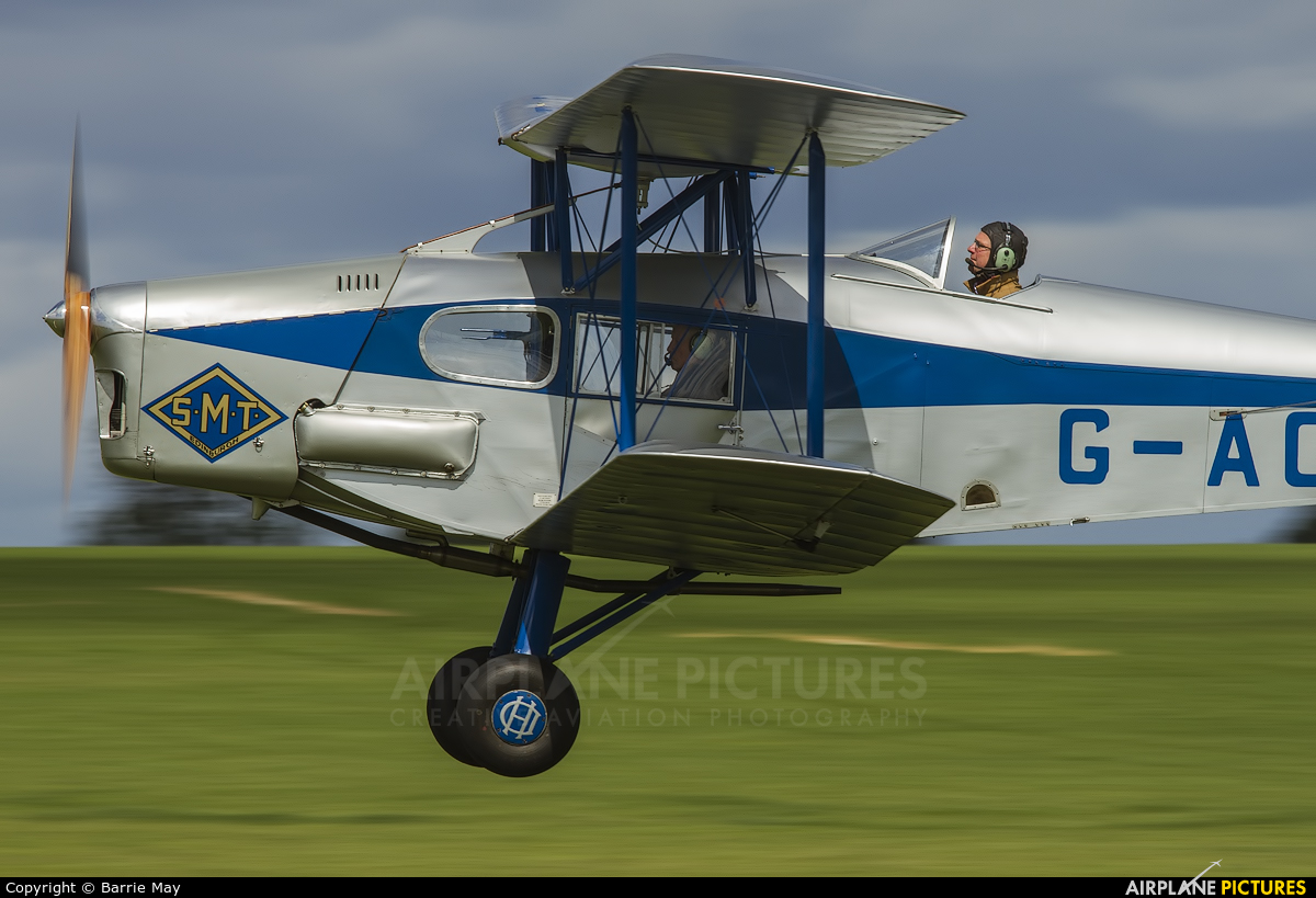 Private G-ACEJ aircraft at Northampton / Sywell