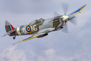 SE-BIR - Biltema Supermarine Spitfire LF.XVI aircraft