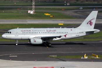 A7-HHJ - Qatar Amiri Flight Airbus A319 CJ