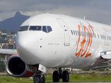 PR-GXJ - GOL Transportes Aéreos  Boeing 737-800 aircraft
