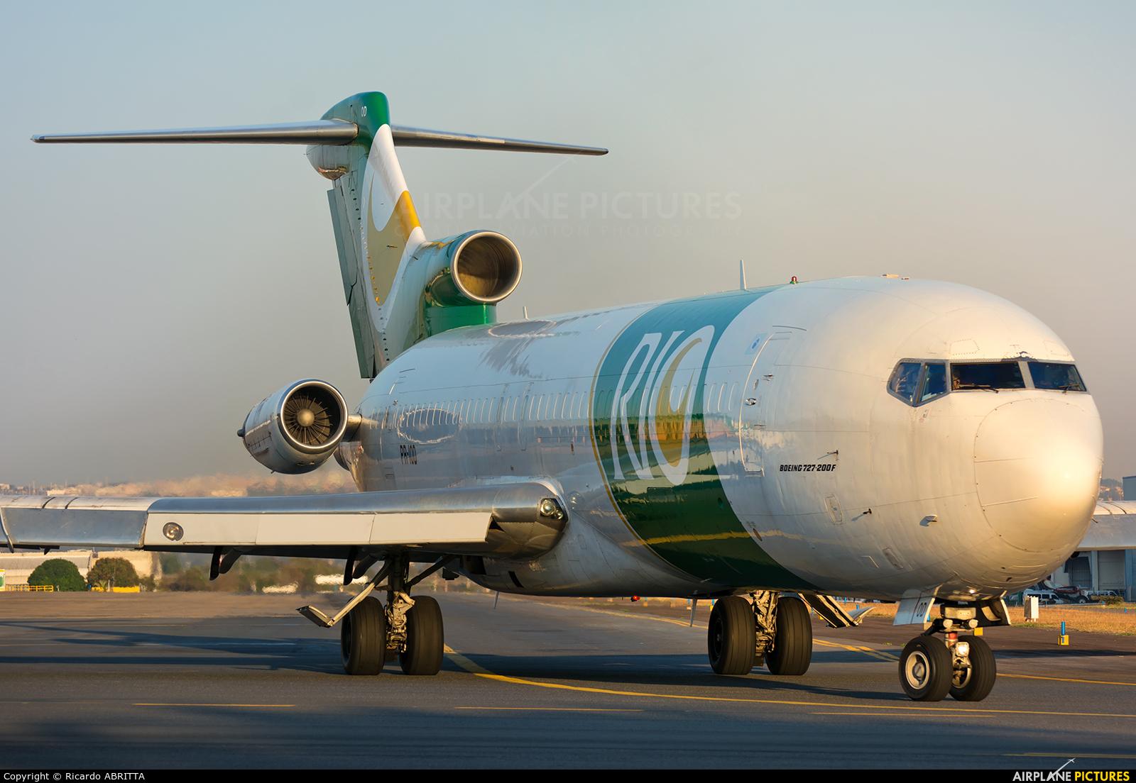 Rio Linhas Aéreas PR-IOD aircraft at Brasília - Presidente Juscelino Kubitschek Intl